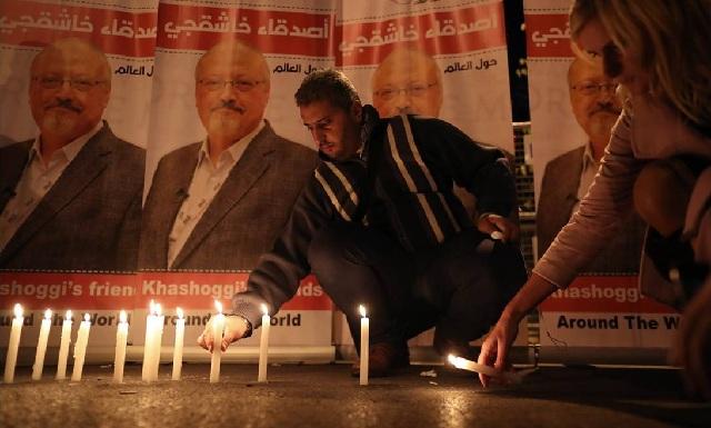 Ανατριχιαστικές λεπτομέρειες για τη δολοφονία Κασόγκι