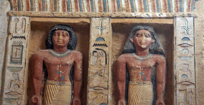 Αίγυπτος: Στο φως άριστα διατηρημένος τάφος 4.400 ετών (Video)