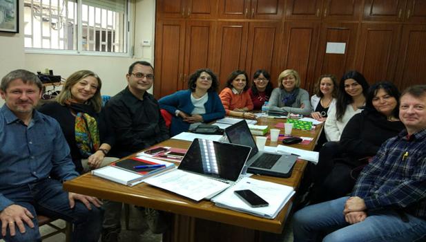 Καθηγητές του Γυμνασίου Στεφανοβικείου στην Ισπανία