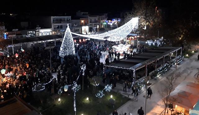 Οι εορταστικές εκδηλώσεις του Δήμου Αλμυρού αυτήν την εβδομάδα
