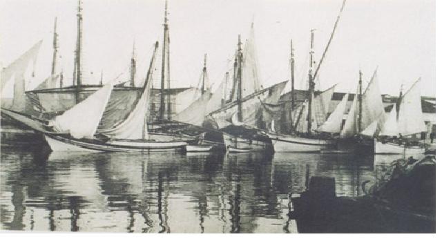 Γρηγόρης Καρταπάνης: Ναυάγια 1923 -1925