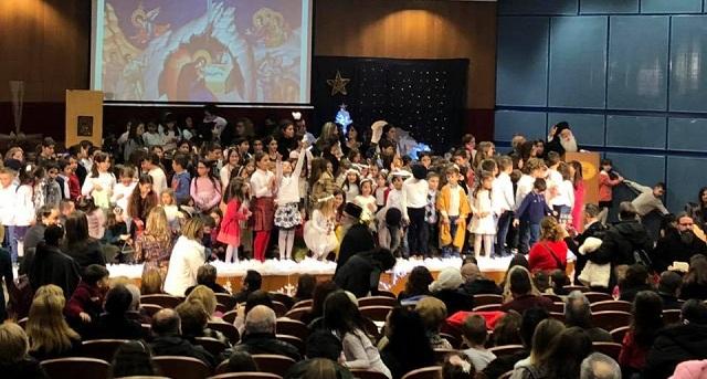 Οι Χριστουγεννιάτικες γιορτές των Κατηχητικών Σχολείων