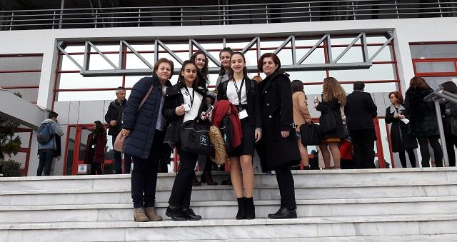 Μαθητές του Γυμνασίου Ευξεινούπολης «σε Ρόλο Διπλωμάτη»
