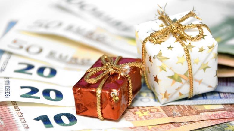 Πότε καταβάλλεται και ποιοι δικαιούνται το Δώρο Χριστουγέννων