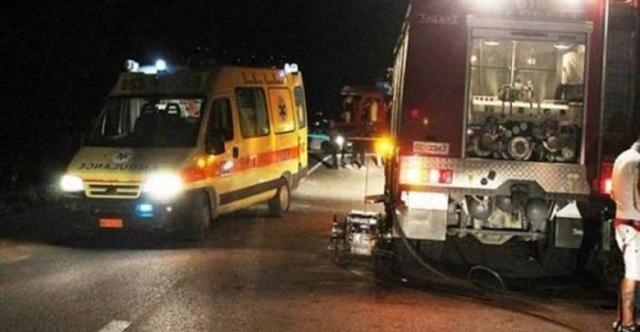 Νεκρή γυναίκα που χτυπήθηκε από ΙΧ σε κεντρικό δρόμο της Ελασσόνας
