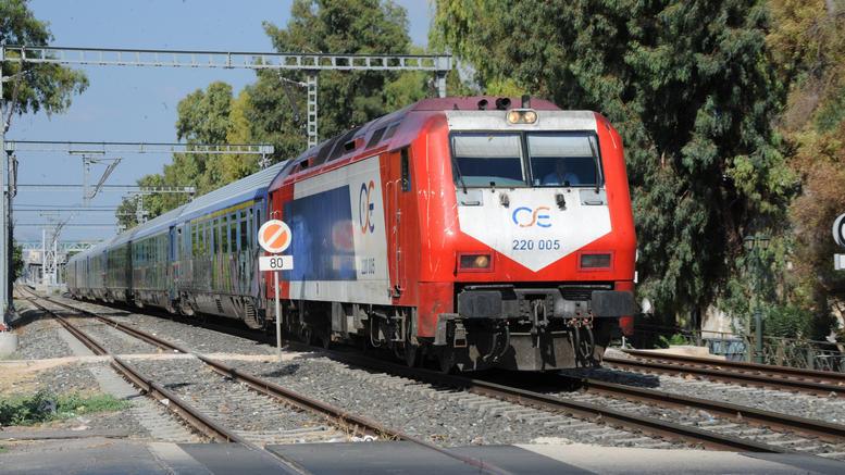 Εκτροχιασμός τρένου στη γραμμή Θεσσαλονίκη -Λάρισα