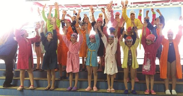 Μαθήματα κολύμβησης σε μαθητές Δημοτικών σε Βόλο και Ν. Ιωνία