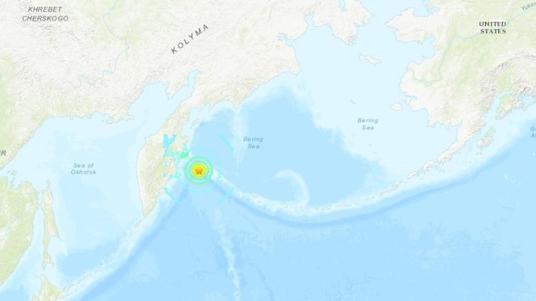 Ισχυρός σεισμός 7,3R στη Ρωσία. Προειδοποίηση για τσουνάμι