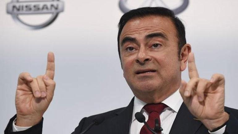 Χριστούγεννα στη φυλακή για τον πρώην πρόεδρο της Nissan
