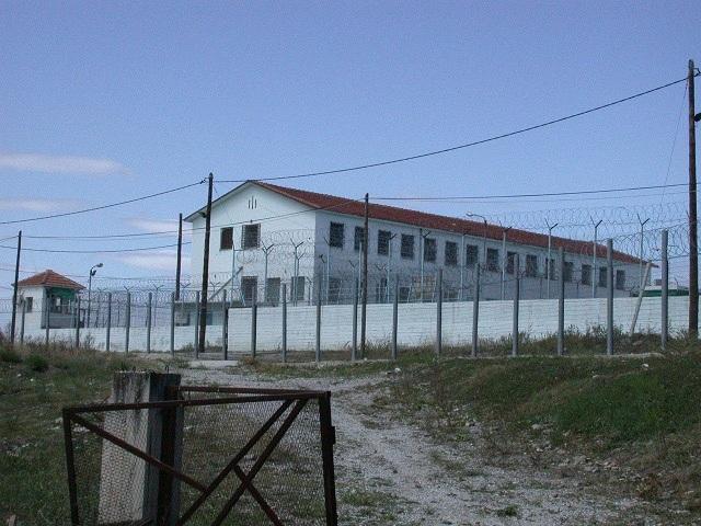 «Καμπάνα» σε κρατούμενο της Κασσαβέτειας για απόδραση