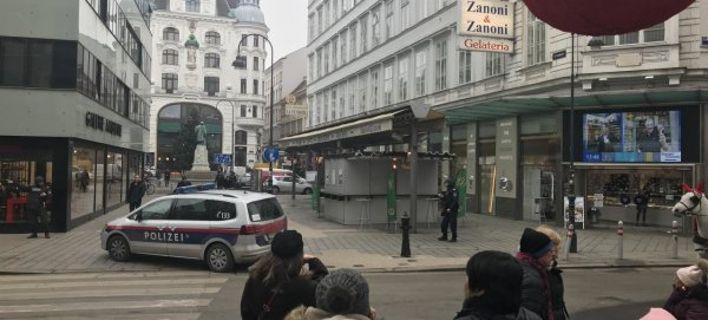 Συναγερμός στη Βιέννη: Πυροβολισμοί σε εστιατόριο