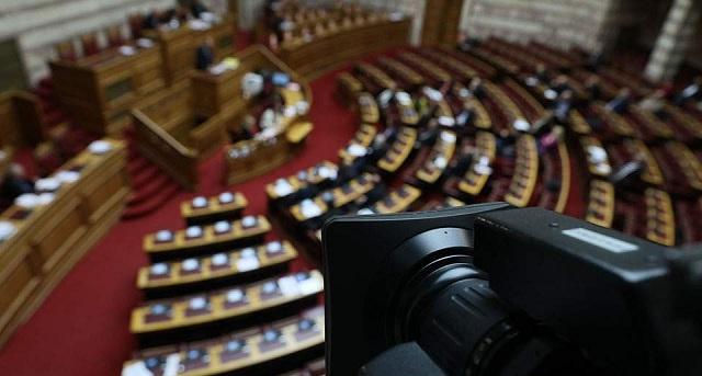 Εντονη αντιπαράθεση ΣΥΡΙΖΑ-ΝΔ στη Βουλή για την υπόθεση της ΔΕΠΑ