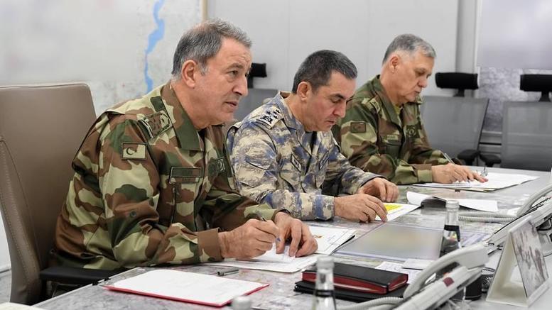 Τούρκος υπουργός Άμυνας: Βαρύ τίμημα σε όποιον προκαλεί