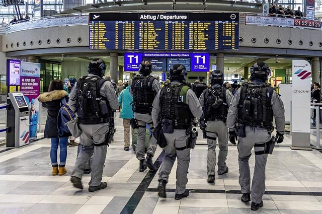Συναγερμός στη Γερμανία: Δρακόντεια μέτρα ασφαλείας σε 14 αεροδρόμια. Καταγράφηκαν ύποπτες κινήσεις ισλαμιστών