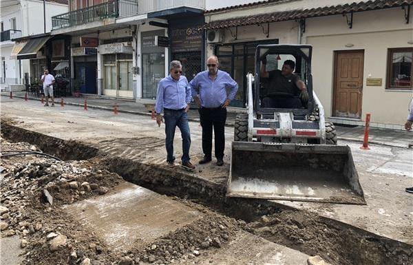 Δύο νέα έργα αγροτικής οδοποιίας στο Δήμο Σοφάδων