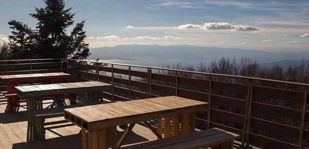Ανοιχτό το Χιονοδρομικό Κέντρο Πηλίου για βόλτα και καφέ