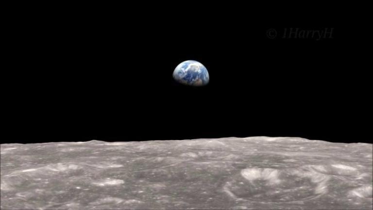Η ιστορική φωτογραφία της Γης από το Διάστημα πριν από 50 χρόνια