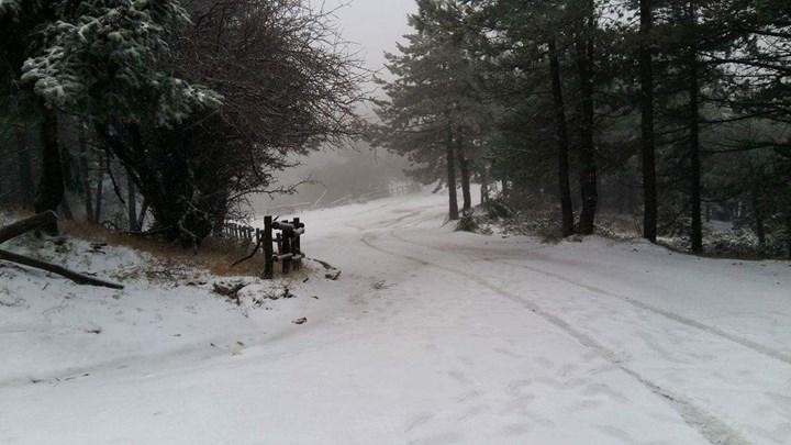 Ραγδαία επιδείνωση του καιρού τα Χριστούγεννα με χιόνια ακόμη & στην Αττική