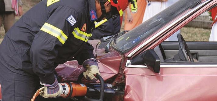 Επενέβη σε 137 απεγκλωβισμούς η Πυροσβεστική στη Μαγνησία