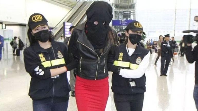 Νέος «εφιάλτης» για το μοντέλο που συνελήφθη στο Χονγκ Κονγκ με κοκαΐνη