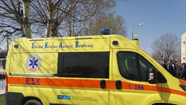 Νεκρός βρέθηκε 59χρονος στα Μεγάλα Καλύβια Τρικάλων