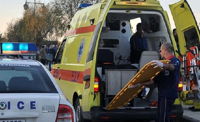 Τροχαίο με τέσσερις τραυματίες στον κόμβο Σούρπης