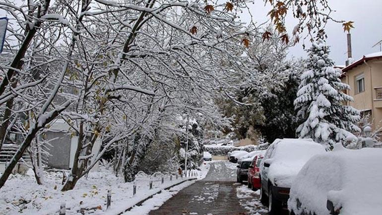 Παγετός με θερμοκρασίες κοντά στους -10 βαθμούς Κελσίου σε αρκετές περιοχές