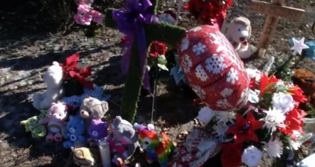 Βρήκαν θαμμένα τα πτώματα δύο εφήβων στον κήπο του… Άη Βασίλη πατέρα τους
