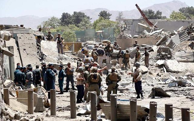Μήνυμα - προειδοποίηση των Ταλιμπάν προς ΗΠΑ