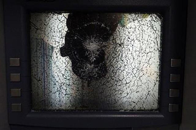 Μπαράζ επιθέσεων σε ΑΤΜ τα ξημερώματα
