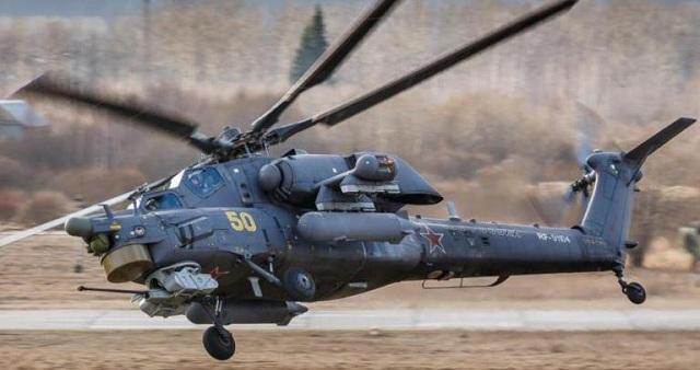 «Κυνηγός της Νύχτας»: Αυτό είναι το «θανατηφόρο» ελικόπτερο του Πούτιν