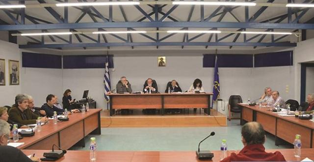 Εγκρίθηκε το τεχνικό πρόγραμμα 2019 του Δήμου Αλμυρού