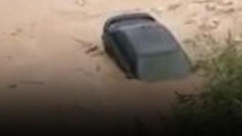 Ποτάμια οι δρόμοι σε Χανιά και Ηράκλειο - Κινδύνευσαν άνθρωποι