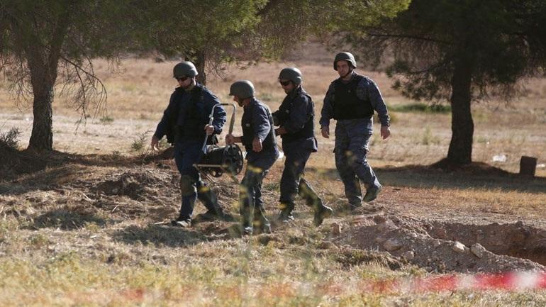 Κυνηγός βρήκε βλήμα από τον Β΄ Παγκόσμιο Πόλεμο στην Ανάβρα