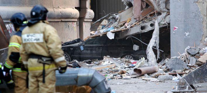Τραγωδία δίχως τέλος στην Ρωσία: 24 οι νεκροί από την κατάρρευση της πολυκατοικίας
