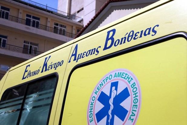 Σοβαρό τροχαίο με τραυματισμό οδηγού στην είσοδο του Τυρνάβου