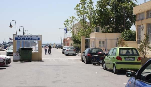 Διαμόρφωση νέου πάρκινγκ από τον ΟΛΒ