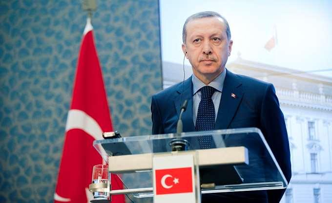 """""""Θα ρίξω τους Έλληνες στη θάλασσα"""" απήγγειλε ο Τ. Ερντογάν"""