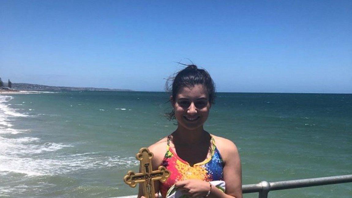 Μια 17χρονη ομογενής έπιασε τον Σταυρό στη Νότια Αυστραλία