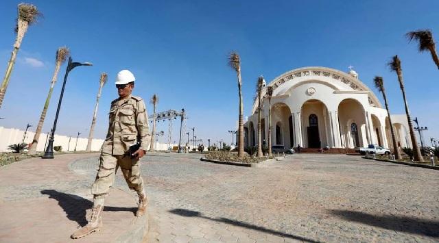 Το μεγαλύτερο ναό και το μεγαλύτερο τζαμί στη Μέση Ανατολή εγκαινίασε ο αλ Σίσι
