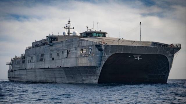 Αντιδράσεις για τον κατάπλου στο λιμάνι Βόλου πολεμικού πλοίου των ΗΠΑ