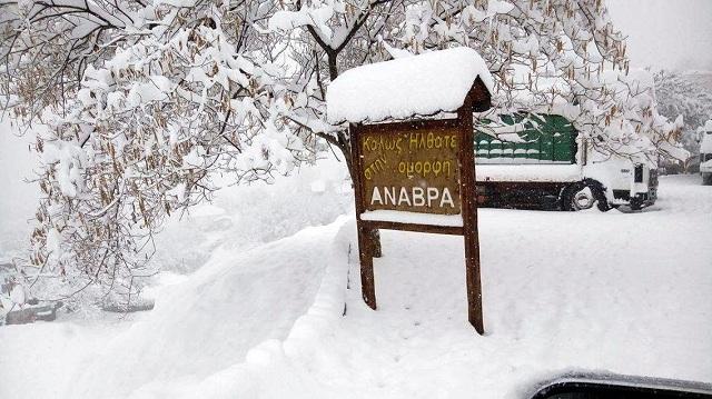 Ανοιχτά είναι όλα τα ποιμνιοστάσια στην Κοινότητα της Ανάβρας Αλμυρού