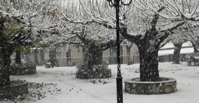 Πολικές θερμοκρασίες στον Δήμο Ρήγα Φεραίου