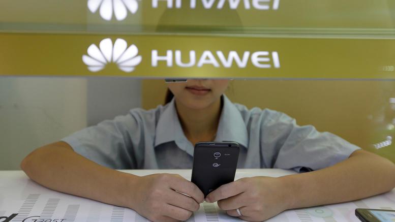 Υπάλληλοι της Huawei έστειλαν εταιρικές ευχές με ...iPhone!