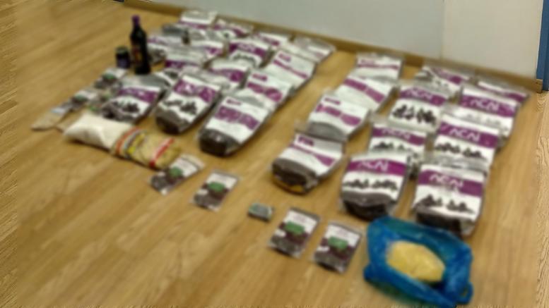 Εξαρθρώθηκε κύκλωμα που εισήγαγε superfood με κοκαΐνη