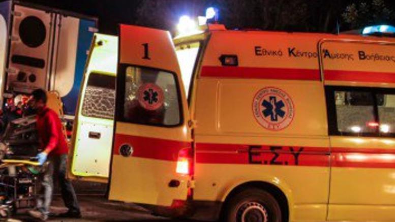 Νέο περιστατικό με μαγκάλι στην Πάτρα. Στο νοσοκομείο ζευγάρι