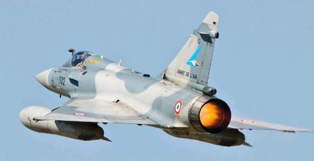 Γαλλία: Συνετρίβη το Mirage 2000 που είχε χαθεί από τα ραντάρ