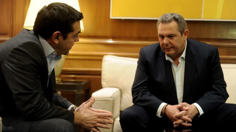 Η ώρα της κρίσης για Τσίπρα -Καμμένο: Όλα τα πιθανά σενάρια