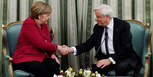Μέρκελ: Υπόθεση καρδιάς να στηρίξουμε την Ελλάδα