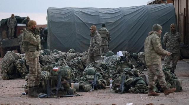 Αποφασισμένη για επέμβαση στη Συρία η Αγκυρα